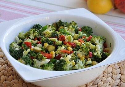 Brokoli Salatası Tarifi 3
