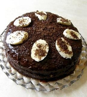 Damla Çikolatalı Muzlu Pasta Tarifi