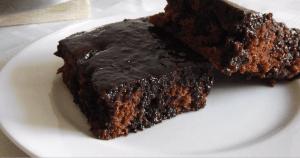 ıslak kek yapımı
