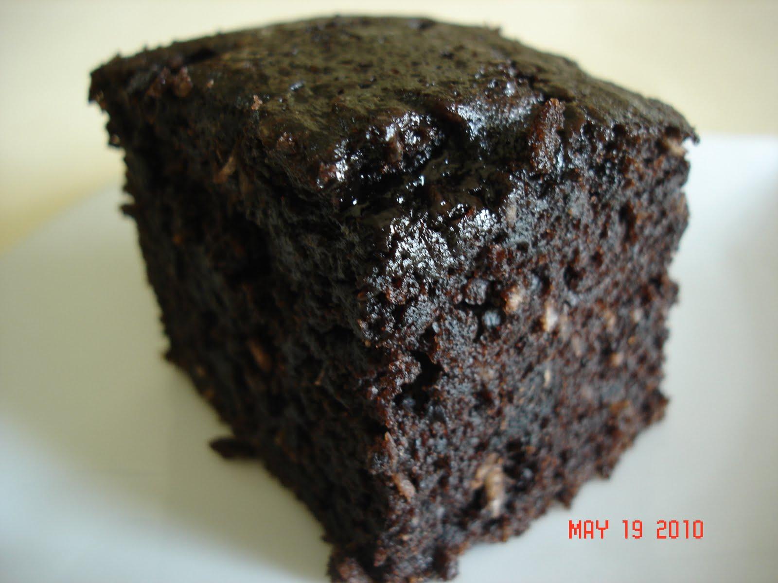 Kakaolu Islak Kek Görselleri