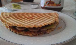 Karışık Waffle Tost Tarifi