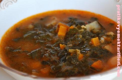 Klasik Lahana Çorbası tarifi 1