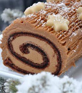 Kremalı Rulo Pasta Yeni