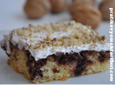 kremalı ıslak kek tarifi