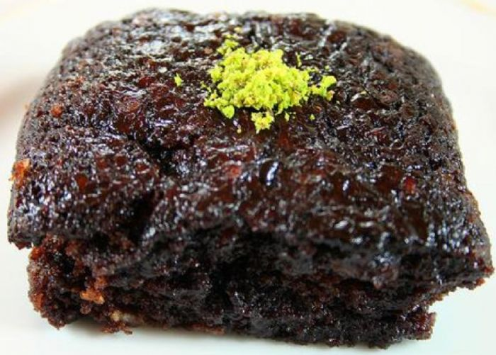 Kakaolu Islak Kek - Pratik Islak Kek Görsel 6