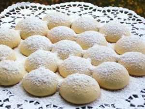 pastane un kurabiyesi yapımı