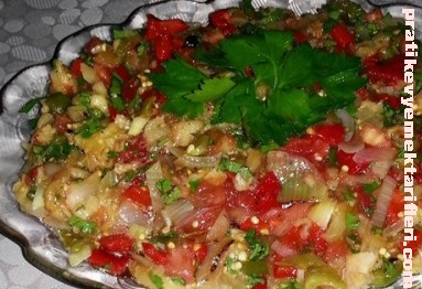 Közlenmiş patlıcan tarifi ile Etiketlenen Konular 34