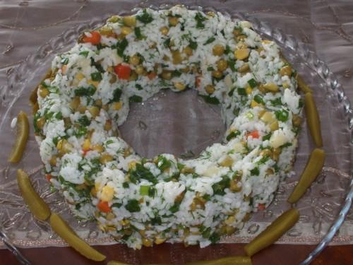 Salata Tarifleri Hazırlanması