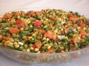 Salata Tarifleri Harmanlama