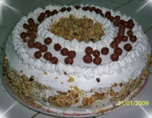 Yaş Pasta Tarifleri Kremalı
