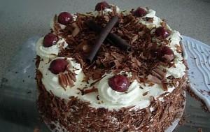 Yaş Pasta Tarifleri Çikolatalı