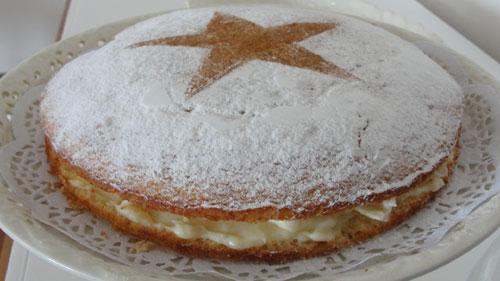 Alman Pastası Tarifi ve Malzemeleri 1