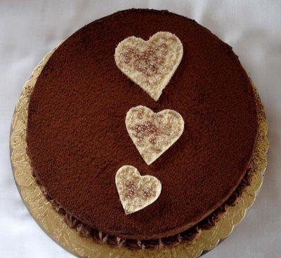 Çikolatalı Pasta Tarifleri 1