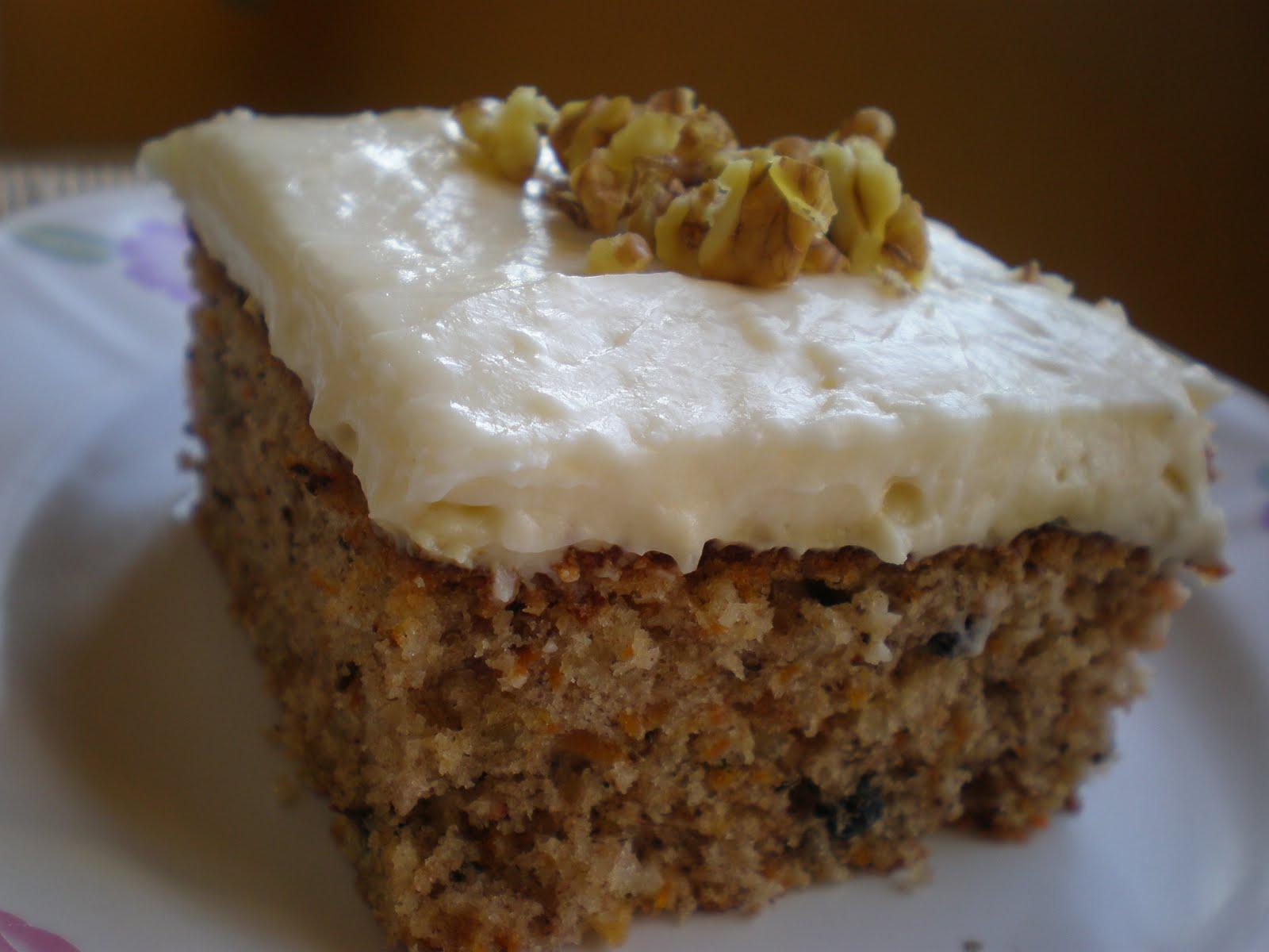 Havuçlu Pasta Tarifi - Havuçlu Pasta Tarifi Görselleri 3