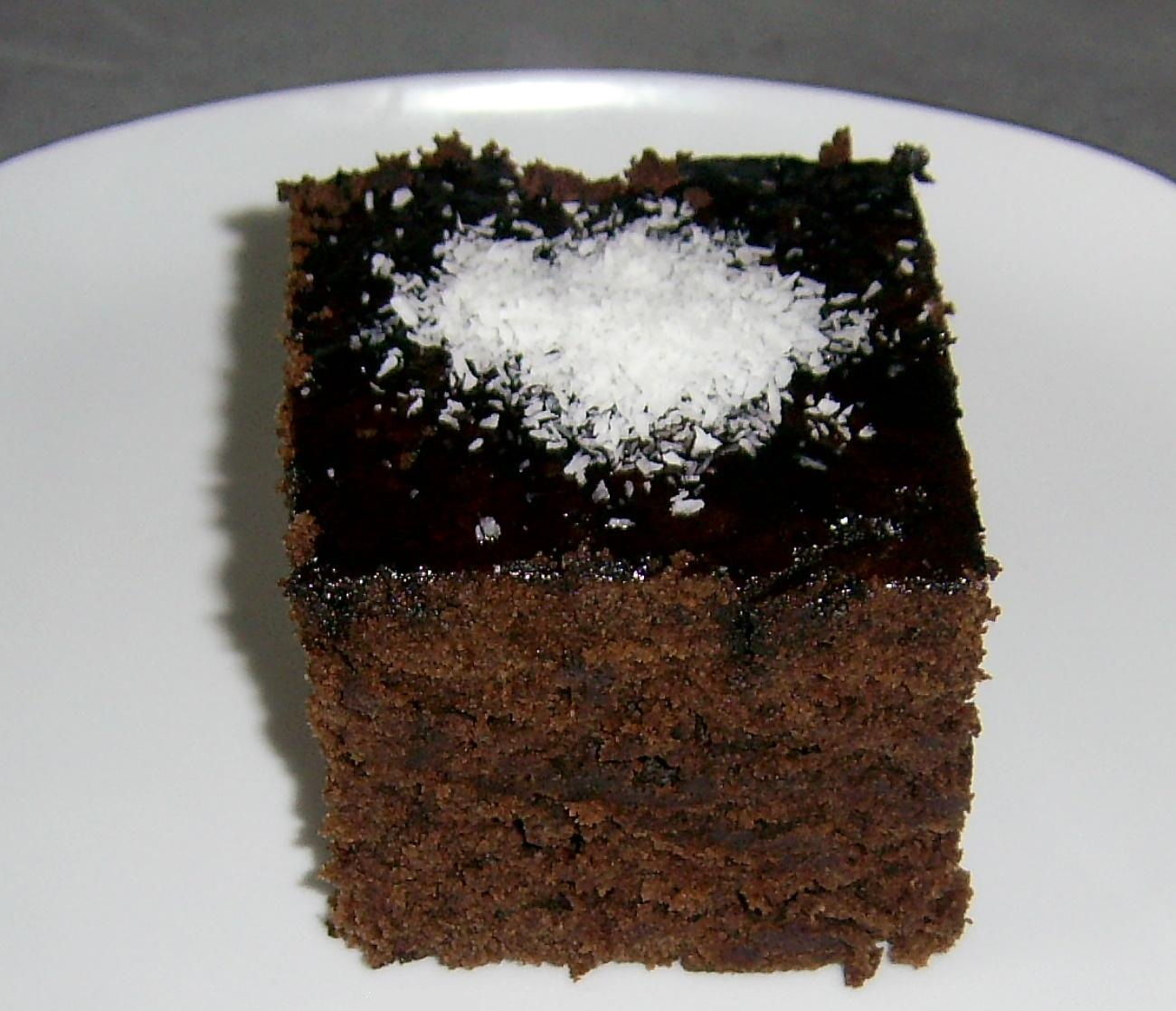 Kakaolu Islak Kek Tarifi 3