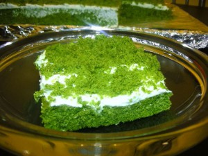 İspanaklı Kek Tarifimiz