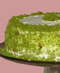 İspanaklı Kek Tarifi