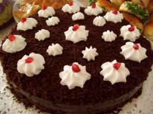 Köstebek Pasta Tarifleri Sunumu