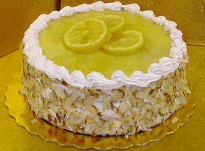 Limonlu Pasta Tarifi - Limonlu Pasta Tarifi Görselleri 2016 2