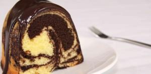 Mozaikli Kek