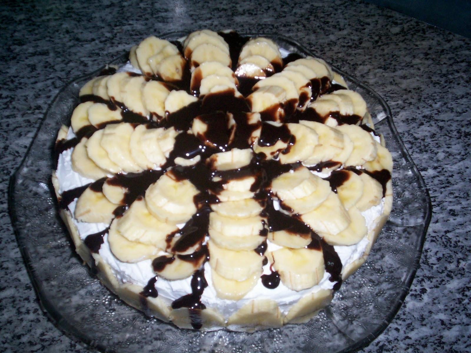 Muzlu Pasta Tarifleri - Muzlu Pasta Tarifleri Görselleri 3