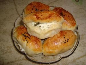Oktay Usta Peynirli Poğaça Tarfleri