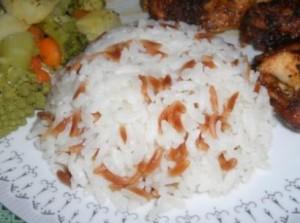 Pirinç Pilavı Tarifleri Görselleri