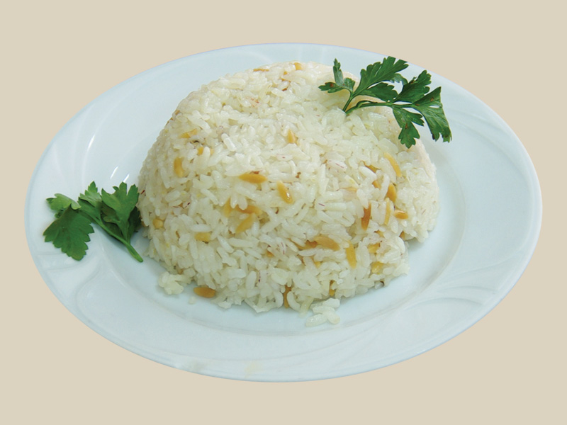 Oktay Usta Pirinç Pilavı Tarifleri
