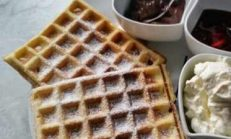 Pratik Waffle Tarifi
