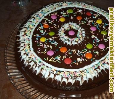 Pudinli Pasta Tarifleri