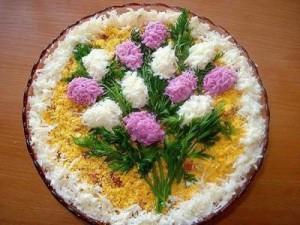 Salata Tarifi Görselleri