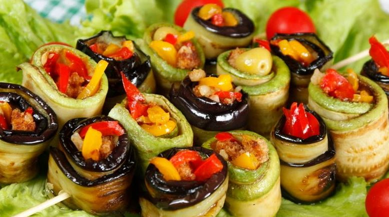 Sebzeli Yemek Tariflerimiz