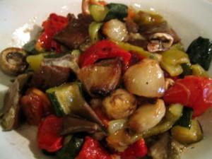 Sebzeli Yemek Tarifleri