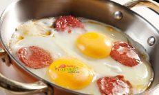 Sucuklu Yumurtalı Yemek Tarifi