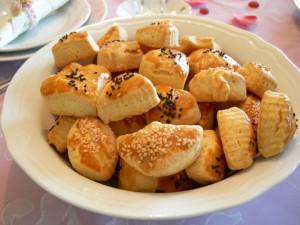 Tuzlu Pasta Tarifleri