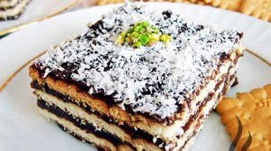 Bisküvili Pasta Tarifi Oktay Usta