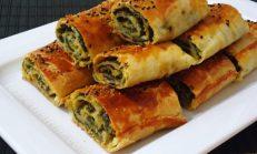 Ispanaklı Börek – Ispanaklı Börek Görselleri
