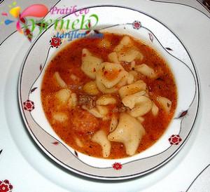 mantı çorbası yapılışı