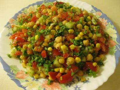 Nohut Salatası Oktay Usta Görselleri