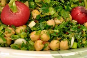 Nohut Salatası Oktay Ustam