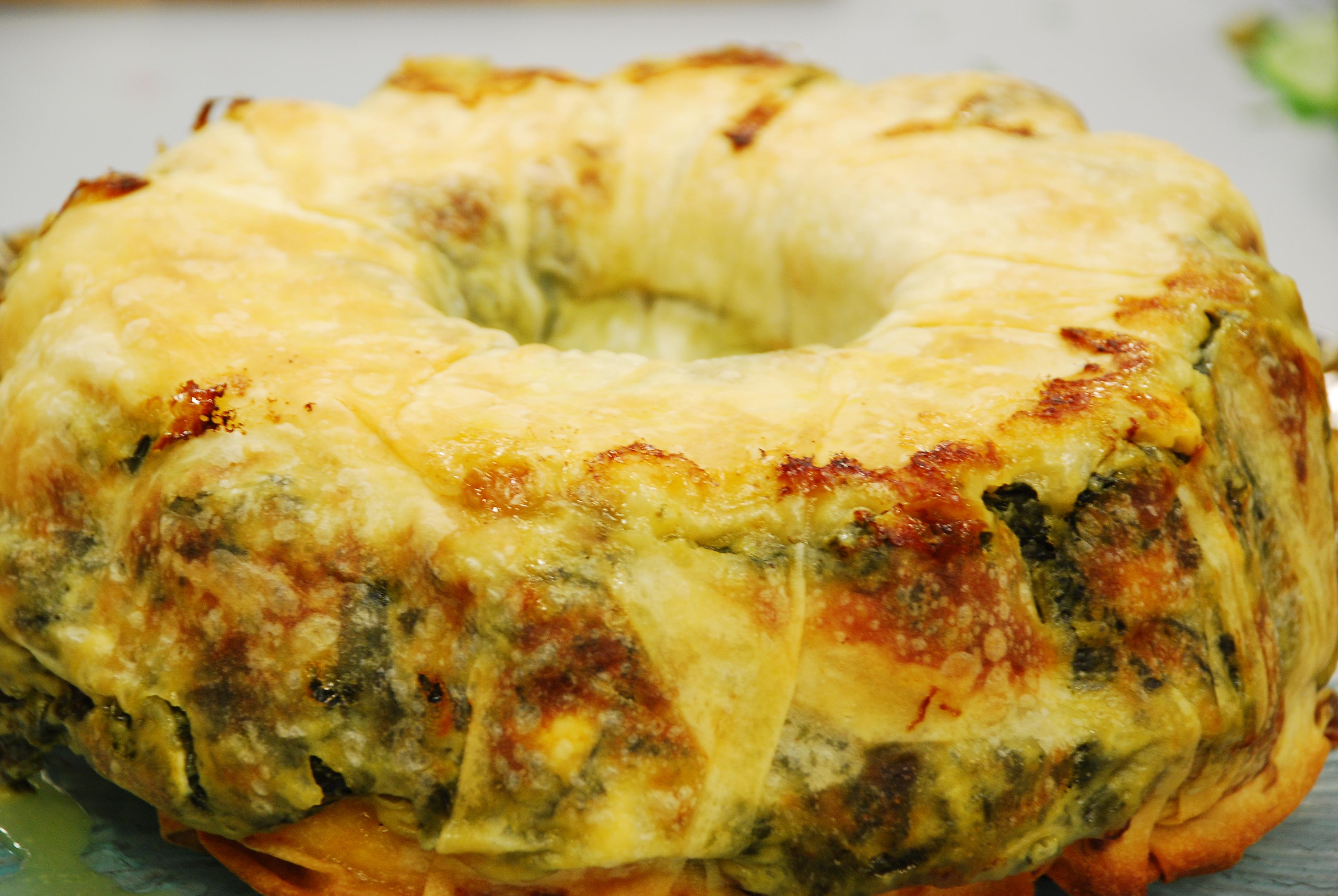 Ispanaklı Börek - Ispanaklı Börek Görselleri 1