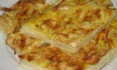 Peynirli Börek Tarifleri – Peynirli Börek Görselleri