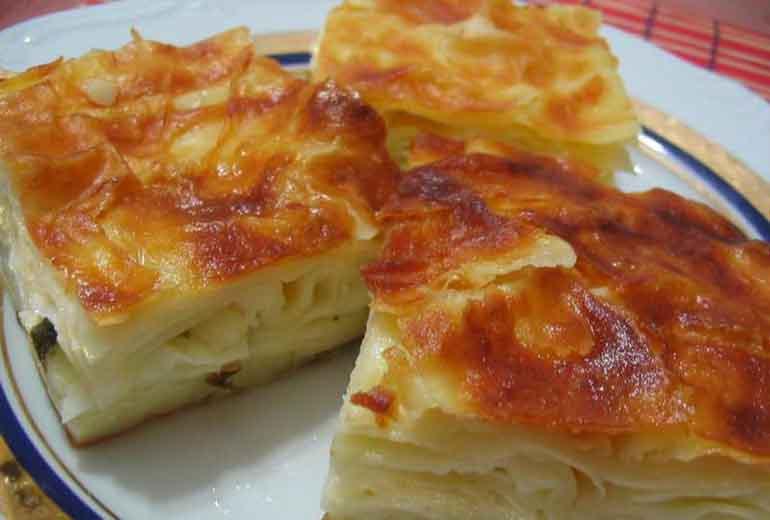 Peynirli Börek Tarifleri oktay Usta