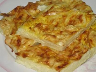 Peynirli Börek Tarifleri Sunumu