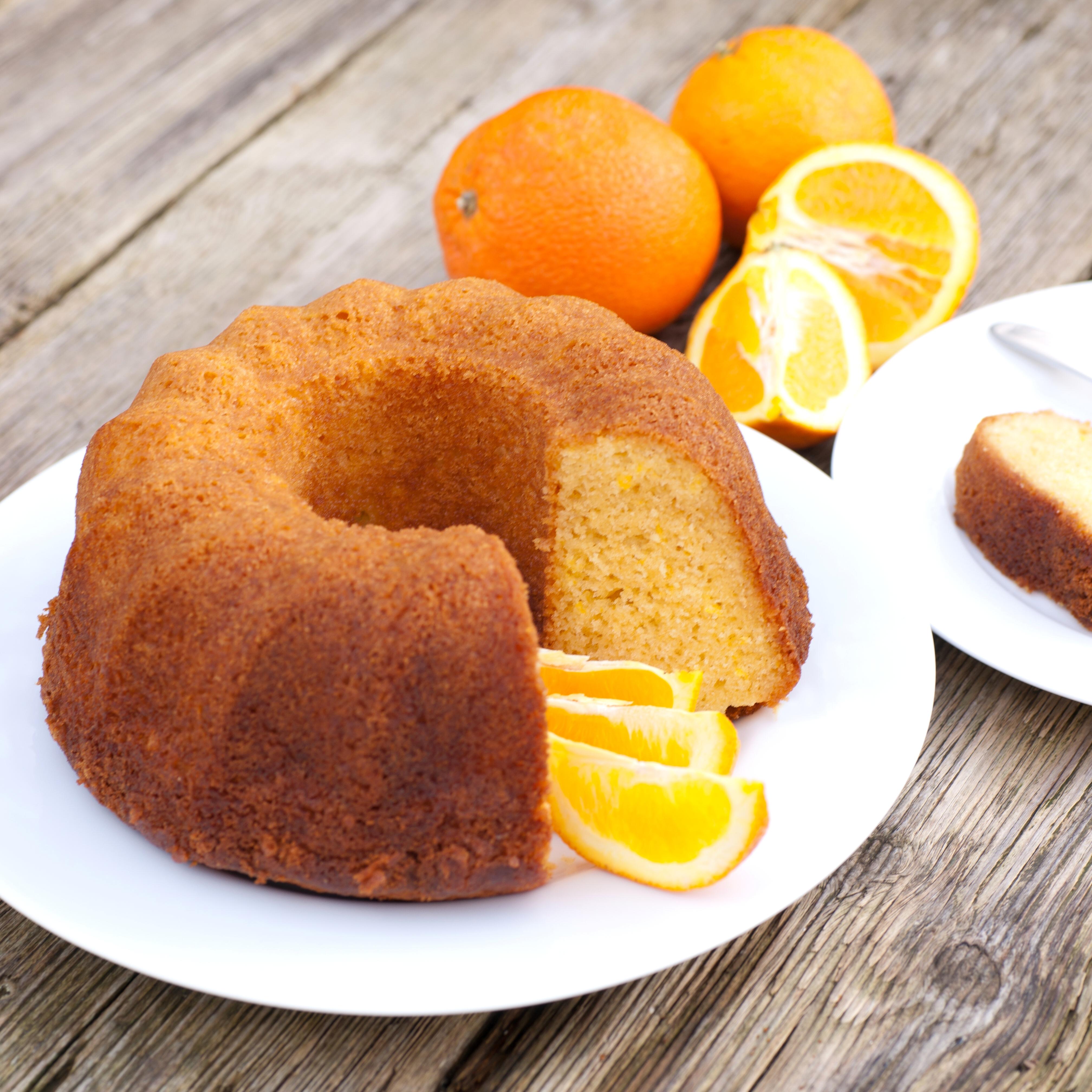 Portakallı Kek - Portakallı Kek Görselleri 4