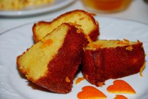 Portakallı Kekler