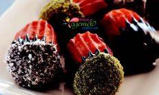 Tulumba Tatlısı Tarifi Çikolatalı