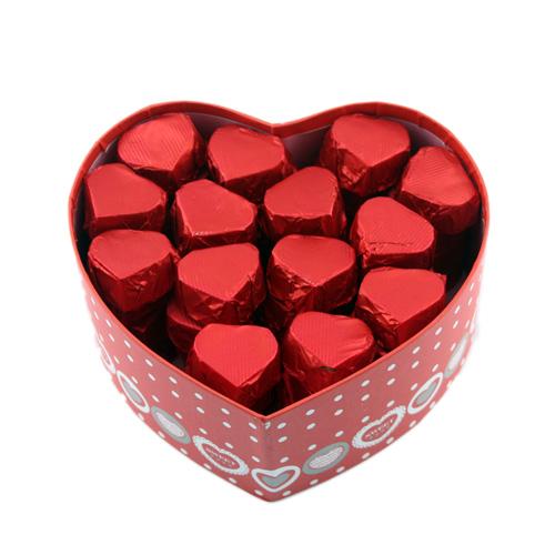 Çikolata Kalbi Tarifi ve Görselleri 4