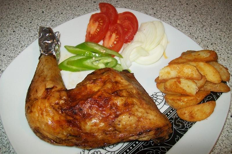 Fırında Tavuk Butlar 3