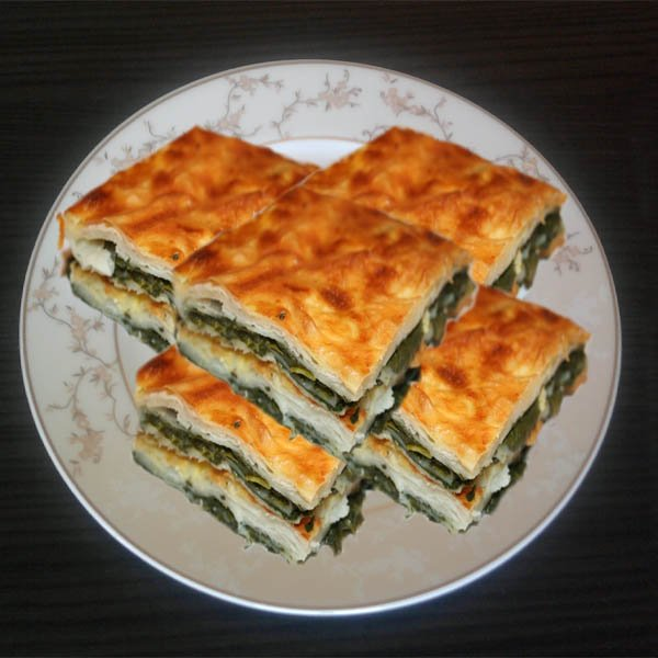 Ispanaklı Börek Tarifleri 5